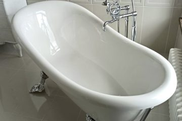 Как ухаживать за ванной, чтобы продлить ей молодость